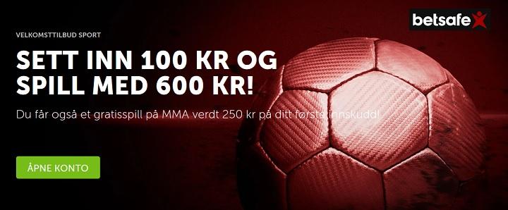 Spill på norske bettingsider med bonus 2020